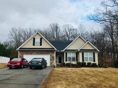 Greenwood Single Family Home For Sale: 204 Ammonwood Dr