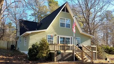 Waterloo Single Family Home For Sale: 149 Balsam Circle