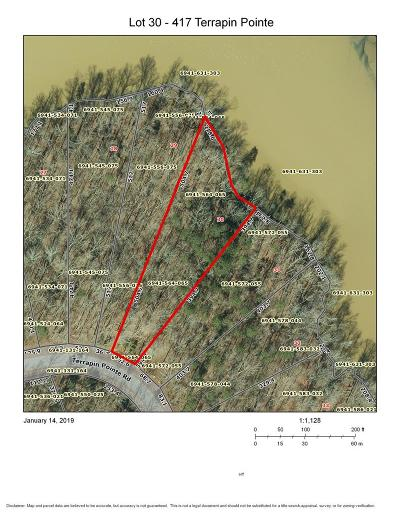 Hodges Residential Lots & Land For Sale: 417 Terrapin Pointe Rd