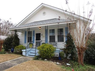 Abbeville Single Family Home For Sale: 102 Langley