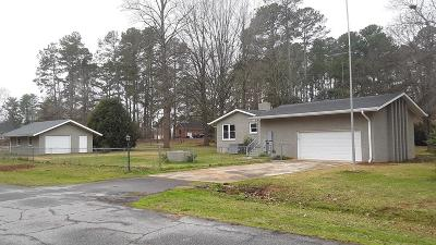 Greenwood County Single Family Home For Sale: 101 Dogwood Dr.