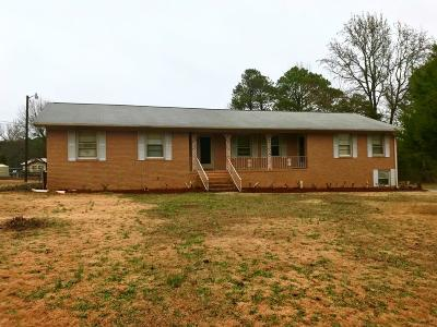 Hodges Single Family Home For Sale: 4522 Cokesbury Rd