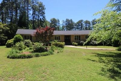 Greenwood Single Family Home For Sale: 113 Saint Andrews Lane