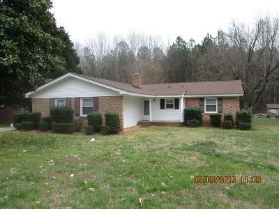 Greenwood Single Family Home For Sale: 317 Pinehurst Drive