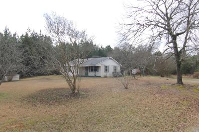 Hodges Single Family Home For Sale: 203 Sally White Road