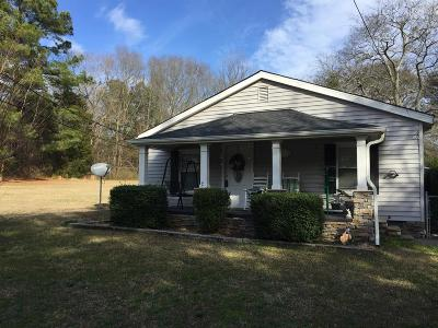 Abbeville Single Family Home For Sale: 102 Conway