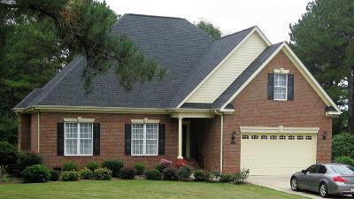Greenwood Single Family Home For Sale: 101 Tryon Ct.