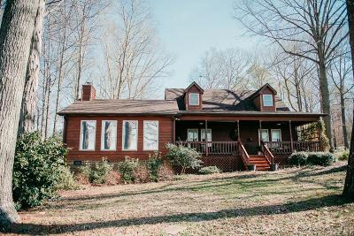Cross Hill Single Family Home For Sale: 46 Lacy Road