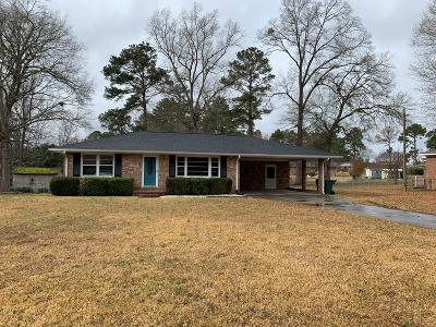 Greenwood Single Family Home For Sale: 109 Manning Road