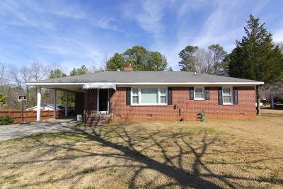 Greenwood Single Family Home For Sale: 210 Sagewood Road