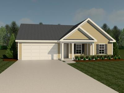 Greenwood SC Single Family Home For Sale: $192,240