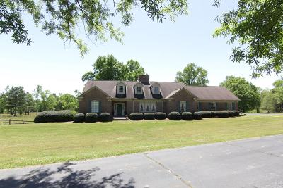 Hodges Single Family Home For Sale: 309 Flatwood Road