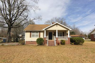 Greenwood County Single Family Home For Sale: 129 Pinehaven Drive
