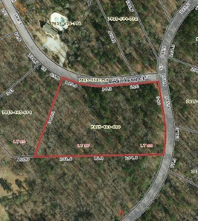 Greenwood County Residential Lots & Land For Sale: 103 Regimental Court