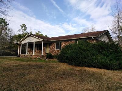 Greenwood Single Family Home For Sale: 124 Wiley Rd