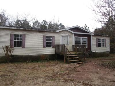 Ware Shoals Manufactured Home For Sale: 131 Maddox Rd