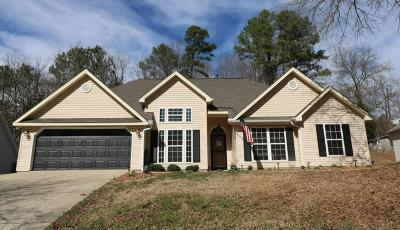 Greenwood Single Family Home For Sale: 205 Winding Creek Drive