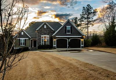 Greenwood Single Family Home For Sale: 115 Verde Court