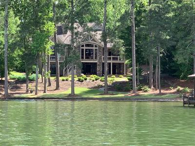 Greenwood SC Single Family Home For Sale: $1,000,000