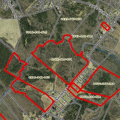 Ware Shoals Residential Lots & Land For Sale: Smith St Ext