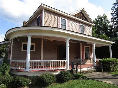 Abbeville Single Family Home For Sale: 201 Pinckney Street