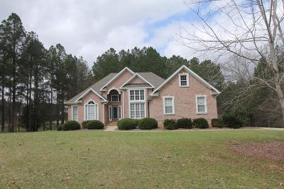 Greenwood County Single Family Home For Sale: 354 Compass Point