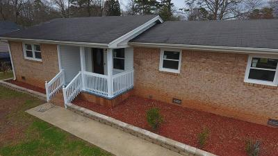 Simpsonville Single Family Home For Sale: 212 Capewood Rd