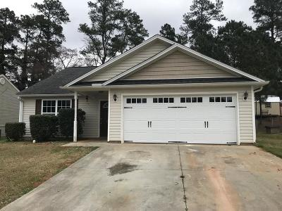 Greenwood SC Single Family Home For Sale: $146,000