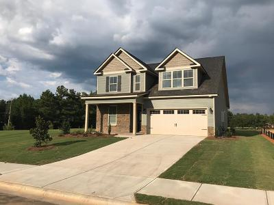 Greenwood SC Single Family Home For Sale: $228,008