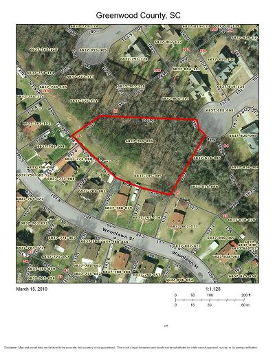 Greenwood Residential Lots & Land For Sale: 108 S Pennington Ln