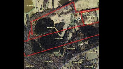 Greenwood County Residential Lots & Land For Sale: 25 S, 132 Hwy 25 S, Ebert