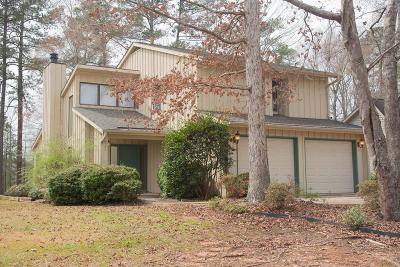 Greenwood SC Single Family Home For Sale: $154,900