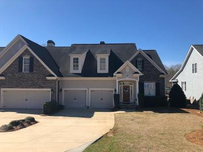 Greenwood County Single Family Home For Sale: 315 Arsenal Drive