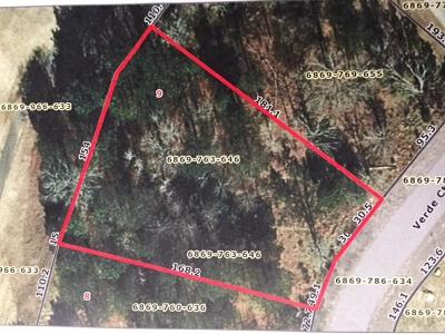 Greenwood County Residential Lots & Land For Sale: 119 Verde Ct.