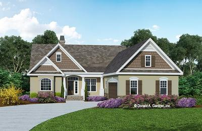 Greenwood SC Single Family Home For Sale: $469,900