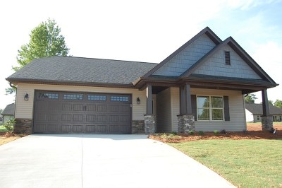 Greenwood SC Single Family Home For Sale: $187,500
