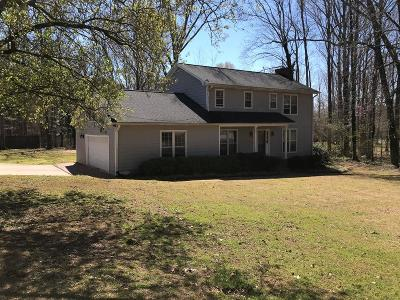 Greenwood SC Single Family Home For Sale: $152,000