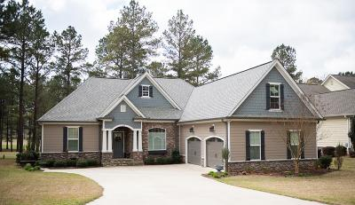 Greenwood County Single Family Home For Sale: 125 Gunnery Court W
