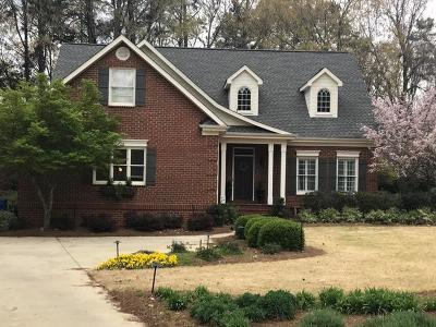Greenwood Single Family Home For Sale: 116 St. Andrews