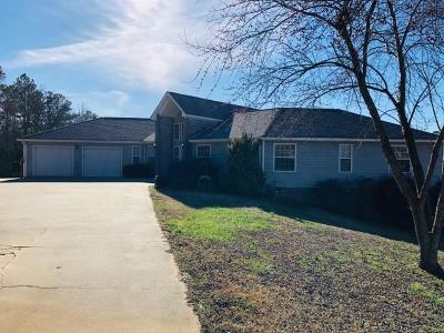 Greenwood Single Family Home For Sale: 208 Cornerstone