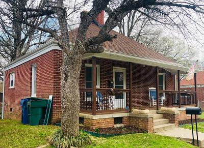 Greenwood County Single Family Home For Sale: 210 Lake Street