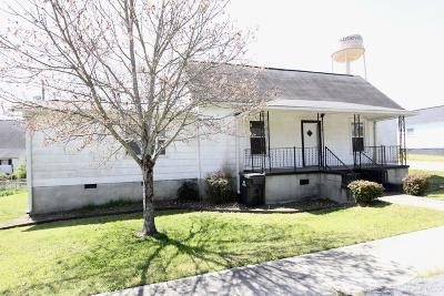 Abbeville Single Family Home For Sale: 111 Railroad