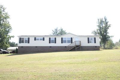 Ware Shoals Manufactured Home For Sale: 128 Smith Street Ext