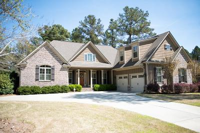 Greenwood County Single Family Home For Sale: 101 Stagecoach Court
