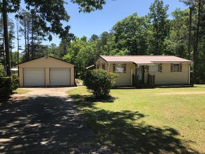 Greenwood County Single Family Home For Sale: 214 Beach Dr.