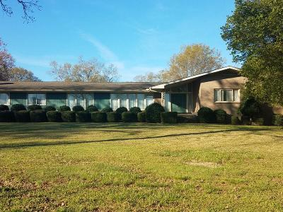 Ware Shoals Single Family Home For Sale: 43 S Greenwood Ave