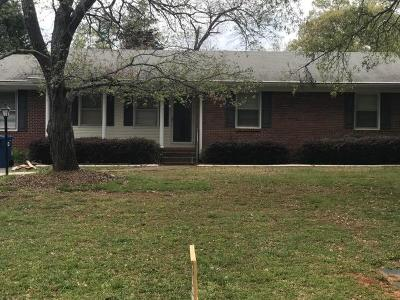 Greenwood Single Family Home For Sale: 122 Rosemont