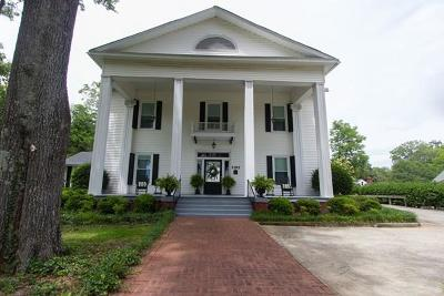 Abbeville Single Family Home For Sale: 1102 N Main Street