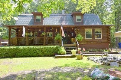 Greenwood Single Family Home For Sale: 406 Fawn Brook Dr
