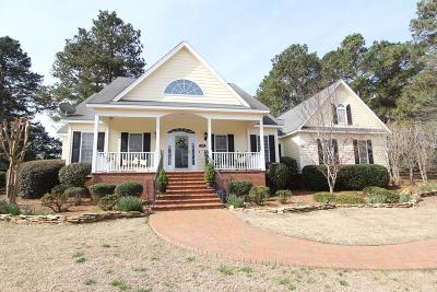 Greenwood Single Family Home For Sale: 309 Green Oaks Rd